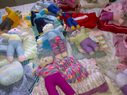 Knitting For Premature Babies Scotland
